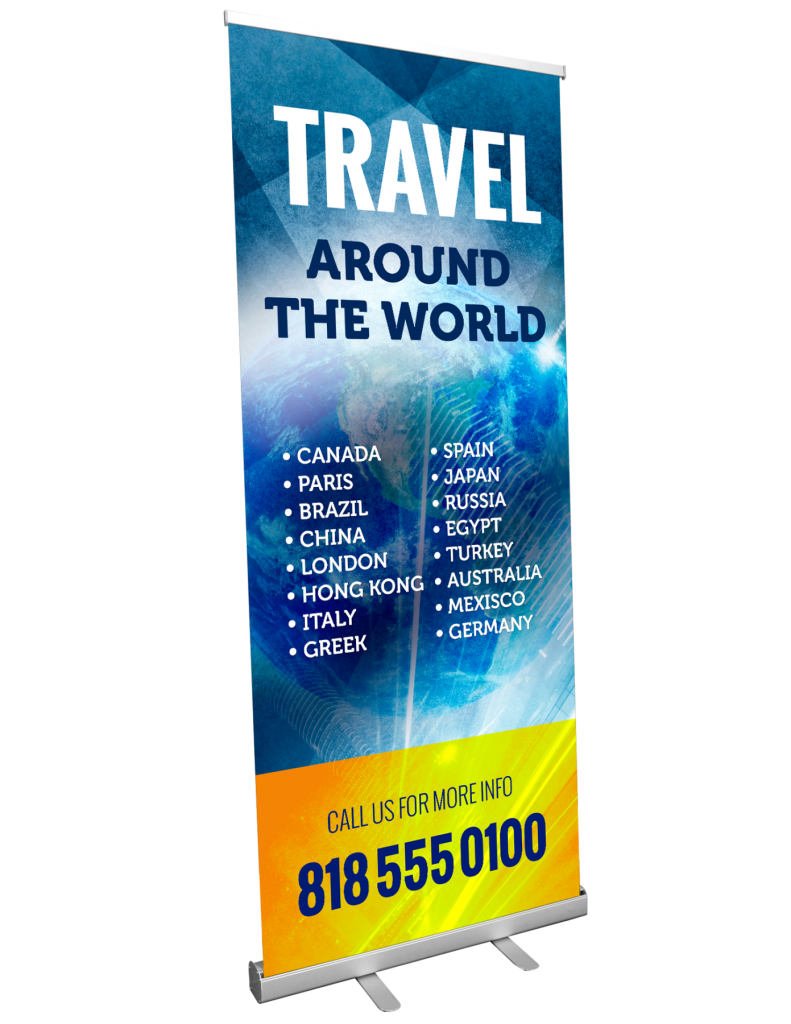 Pull Up Banner Stand Critical Designs Printing Graphics Windsor - Vinyl banners stands