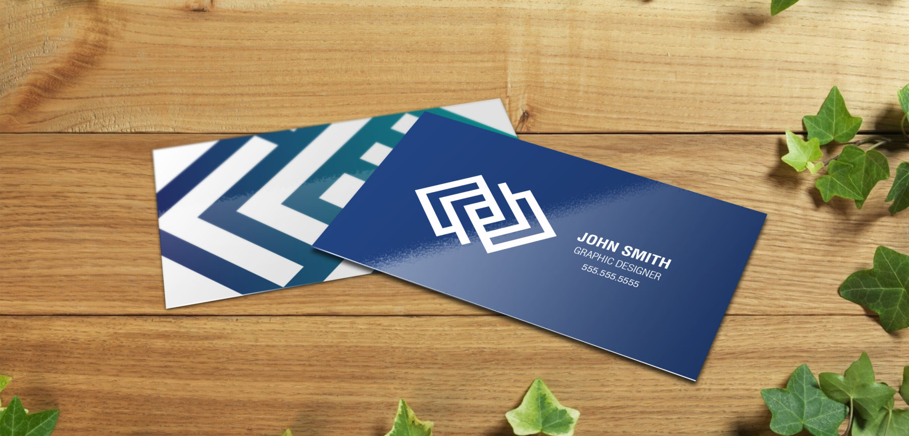 16pt uv high gloss business card